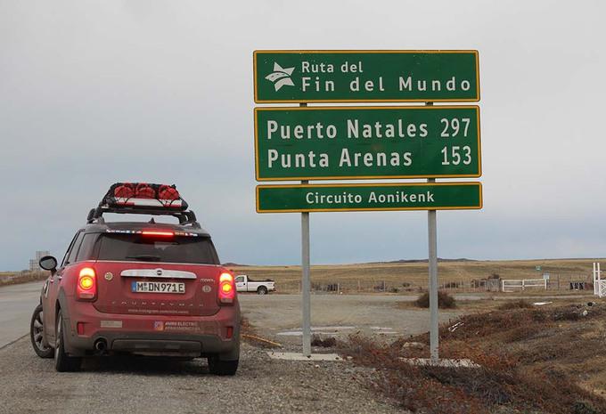 Mini Panamericana – Jour 5 – Rallier Ushuaïa ou la fin du monde #1