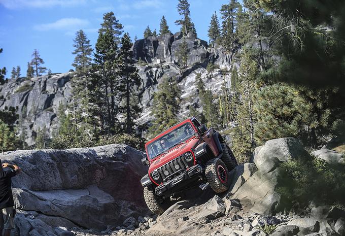 AutoWereld overwint met Jeep Wrangler de legendarische Rubicon Trail (1) #1