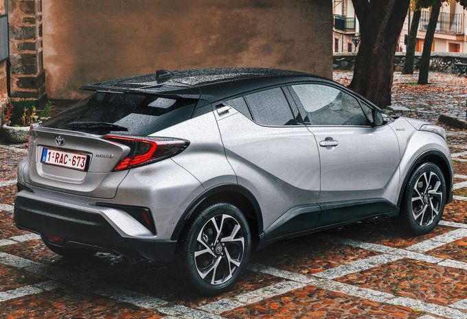Rappel des hybrides Toyota pour risque d'incendie #1