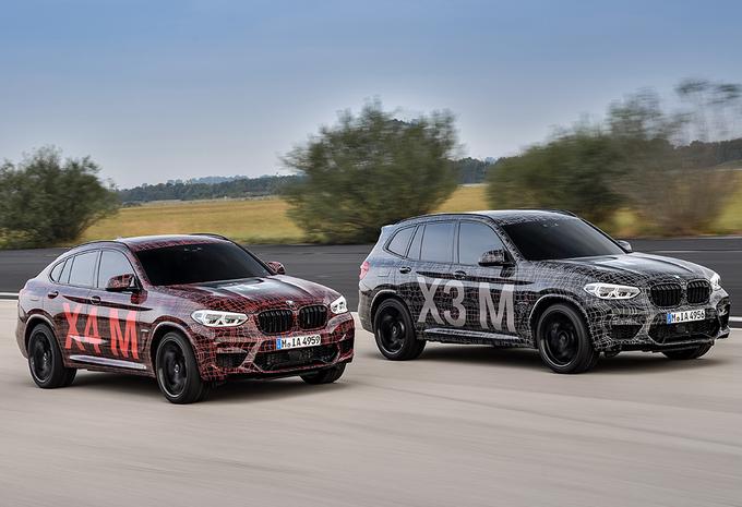 BMW X3 & X4 M : Imminentes #1
