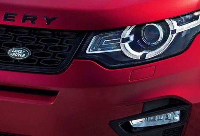 Land Rover Discovery Sport : bientôt en hybride rechargeable #1