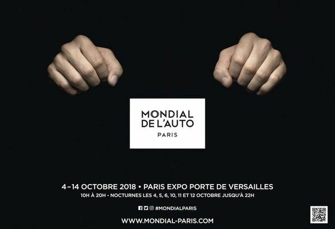 Salon de Paris (Mondial de l'Automobile) 2018 : infos pratiques #1