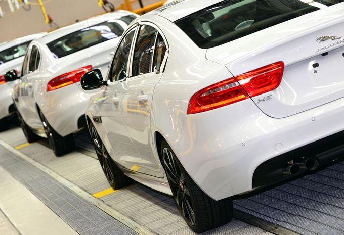 Jaguar Land Rover-productie in gevaar door Brexit? #1