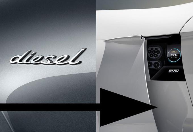 Porsche bevestigt dieselstop, focus op elektrificatie #1
