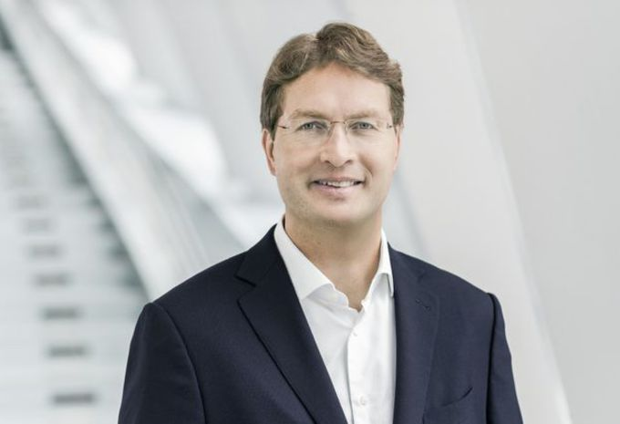 Daimler heeft nieuwe CEO gekozen #1