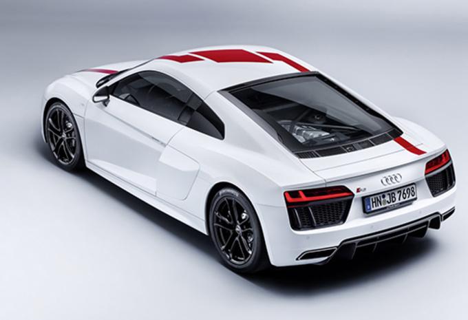 Le retour de l'Audi R8 RWS #1