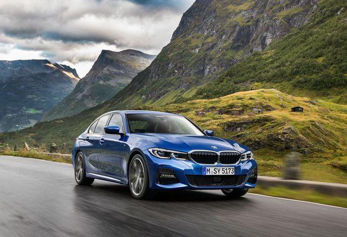 BMW 3-Reeks: gegeerde premiumberline #1