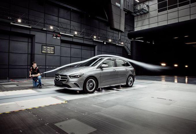 Mercedes B-Klasse: berline of eenvolumer? #1