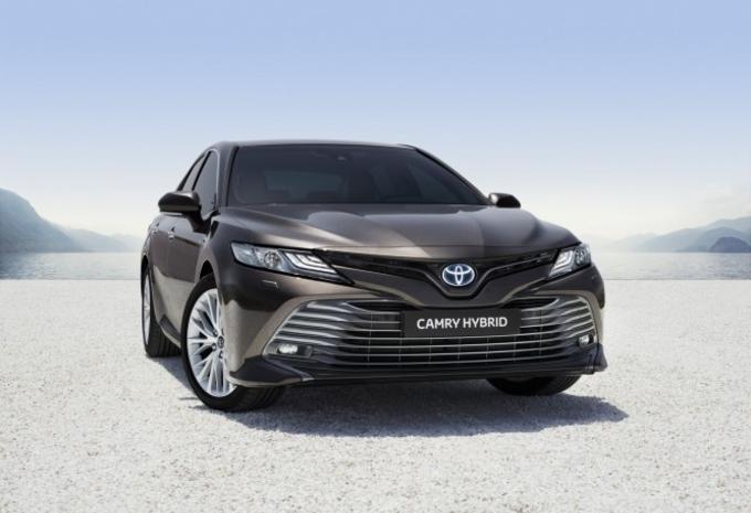 Toyota Camry hybride : la version européenne #1