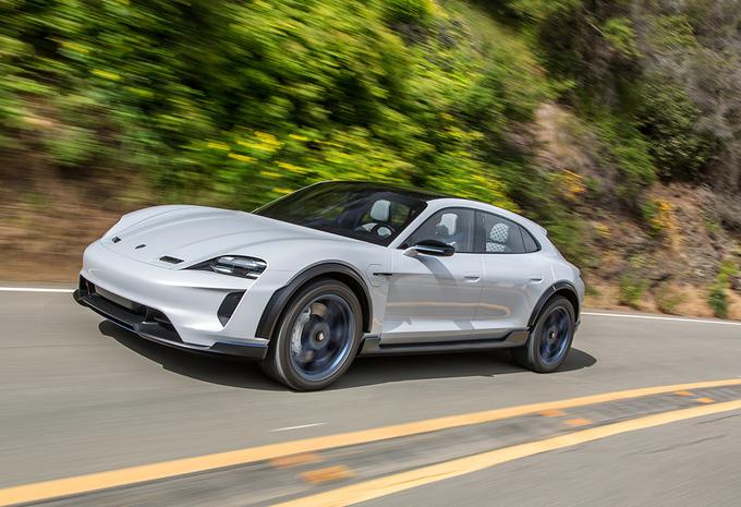Porsche Mission E Cross Turismo : feu vert pour la production #1