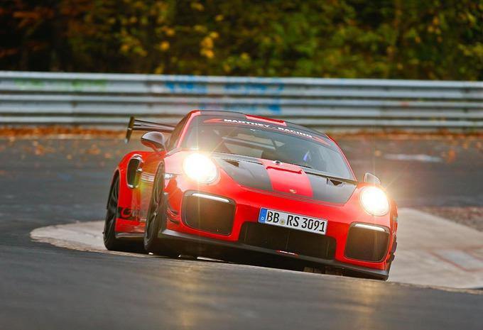 VIDEO – Nürburgring-record voor een Porsche 911 GT2 RS MR #1