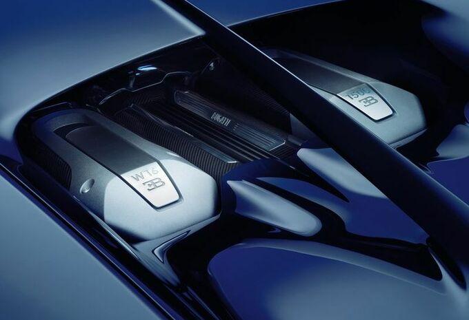 Bugatti : la fin du W16 ? #1