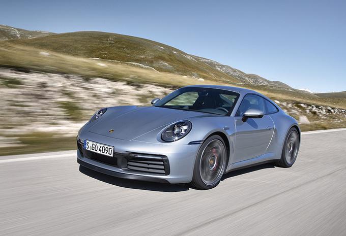 Porsche 911 992 : plus rapide, plus intelligente, plus large #1
