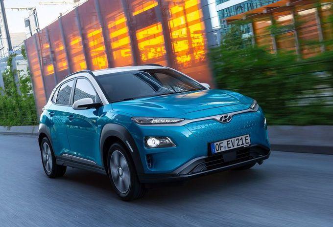 Kia en Hyundai corrigeren autonomie van e-Niro en Kona Electric #1