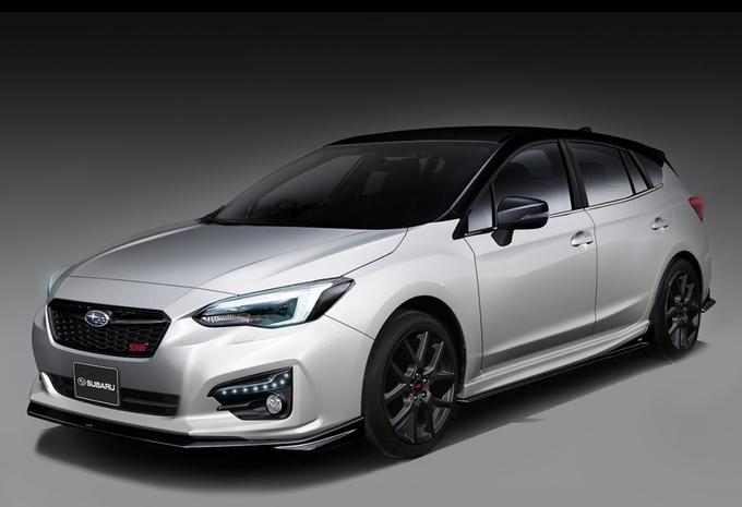 Dan toch? Subaru Impreza krijgt STI-variant #1