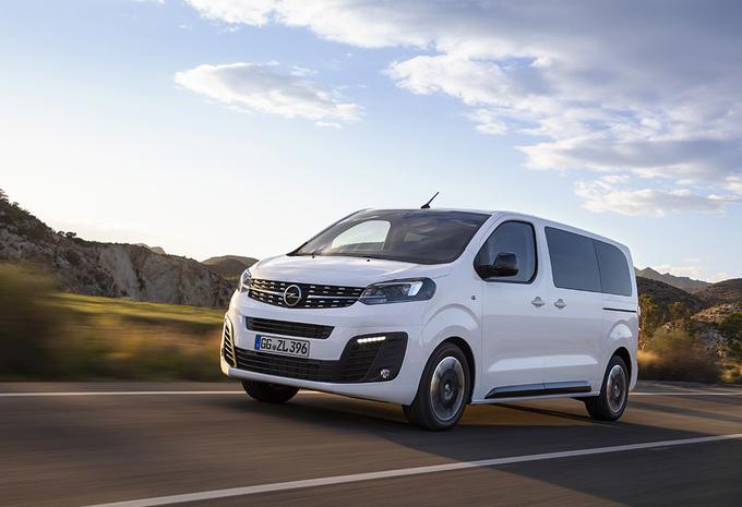 Opel Zafira Life: l'ADN de PSA #1