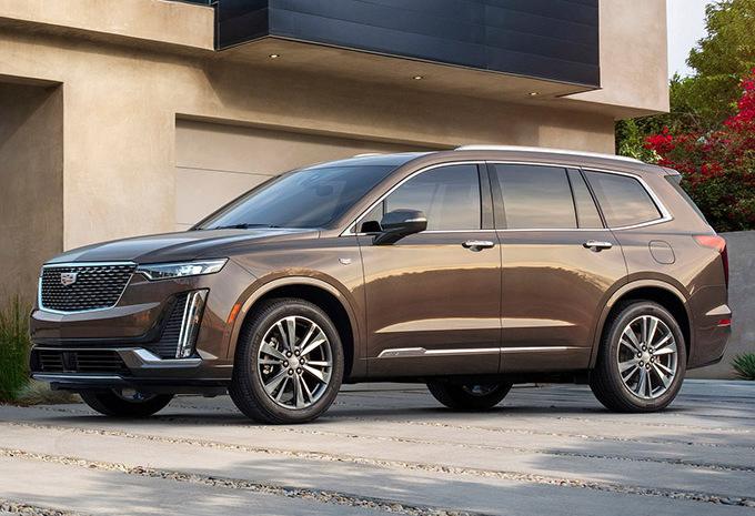 Cadillac XT6: waar blijven de hybrides? #1