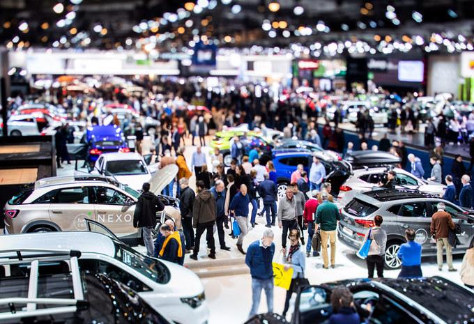 Verkoopcijfers Autosalon wijzen op doorbraak elektrische auto's en einde dieselwagens #1