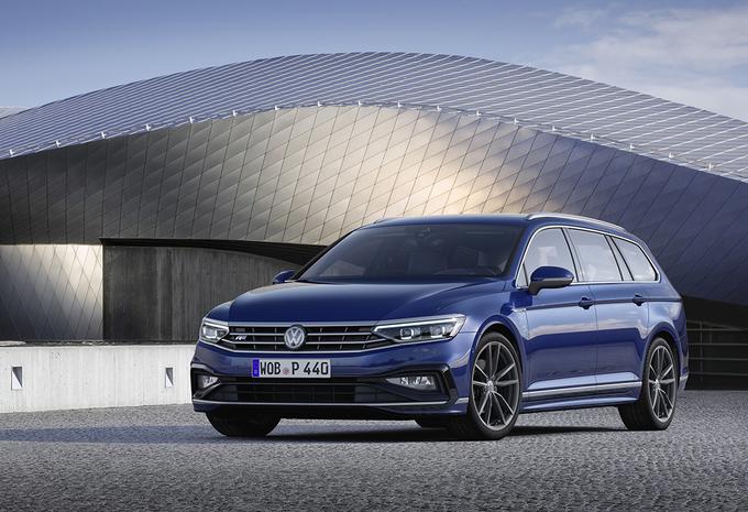 Volkswagen Passat facelift : surtout numérique #1