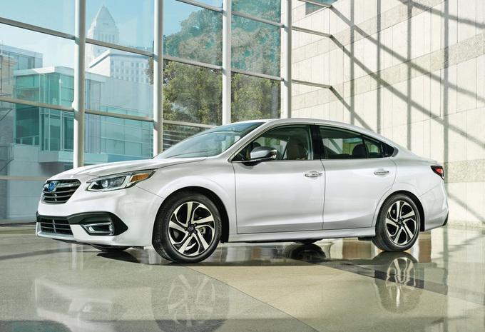 Nieuwe Subaru Legacy komt met AWD, EyeSight en boxerturbo #1