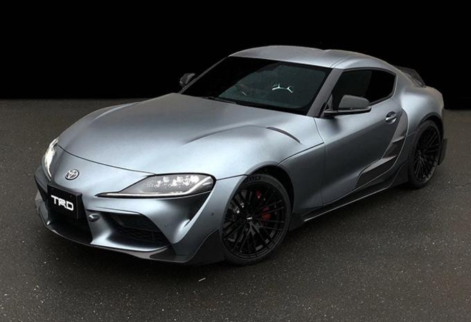 Toyota Supra TRD Concept : Juste pour le style #1