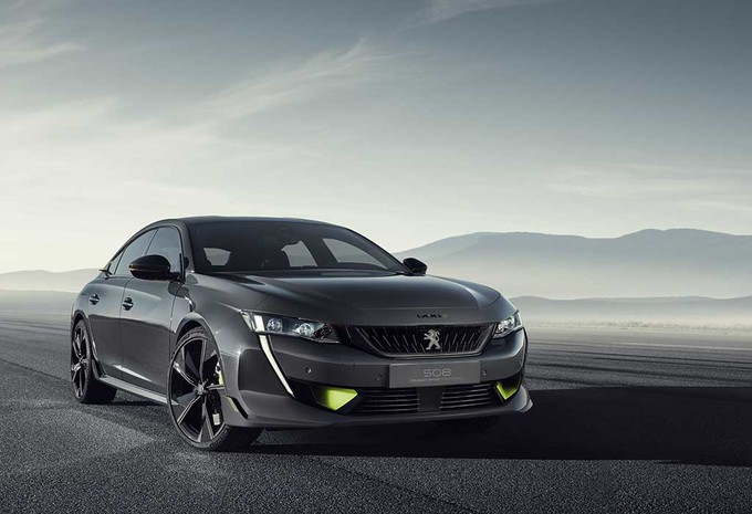 Concept 508 HYbrid Peugeot Sport Engineered mag in productie (UPDATE) #1