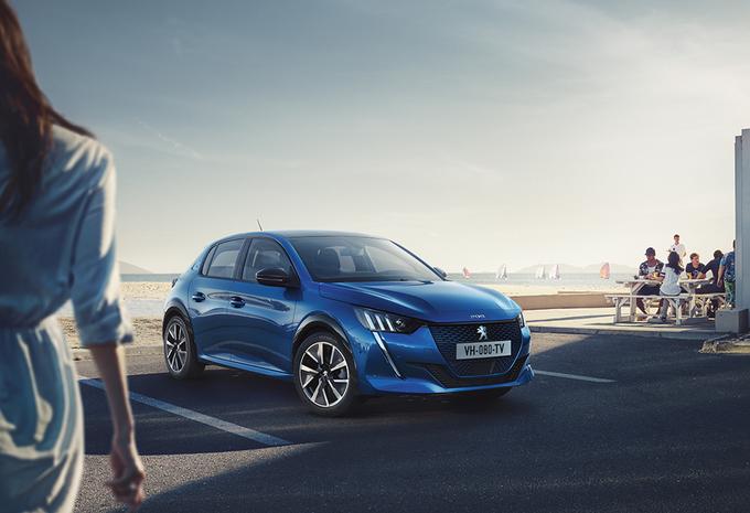 Peugeot 208 : la fuite #1