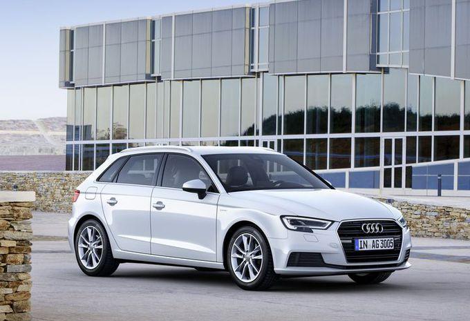 Audi A3 Sportback G-Tron : au CNG #1