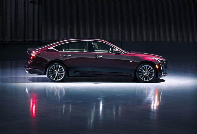 Cadillac CT5: opvolger CTS gepresenteerd #1