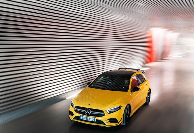 Mercedes-AMG : bientôt toutes hybrides #1