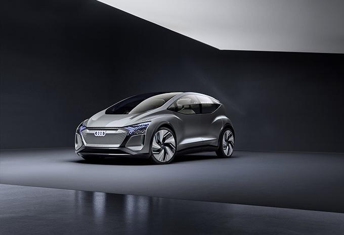 Audi AI:ME: de stadswagen van de toekomst #1