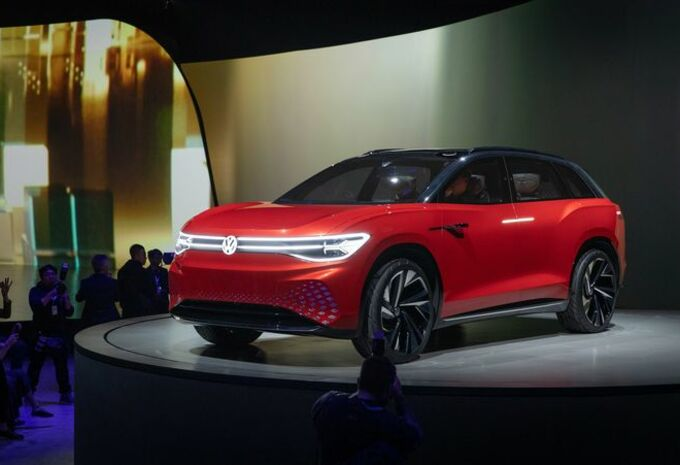 Volkswagen I.D. Roomzz: High-end elektrische SUV #1