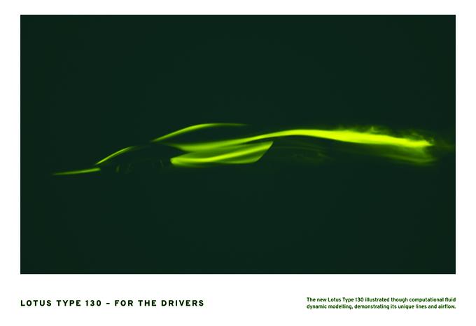 Officieel: Lotus Type 130 elektrische hypercar komt dit jaar nog #1