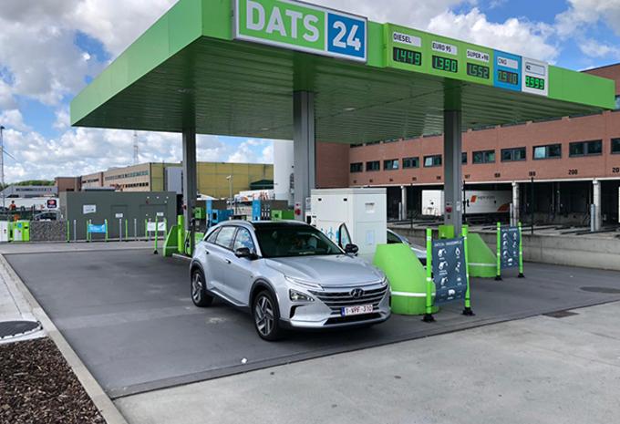 Van Brussel naar Oslo en terug op waterstof? (slot) #1