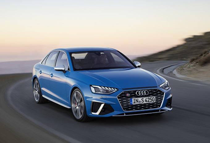 Audi A4 : mise à jour d'importance #1