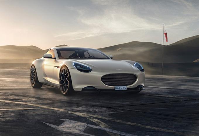 Piëch Automotive : temps de recharge météorique pour la Mark Zero #1