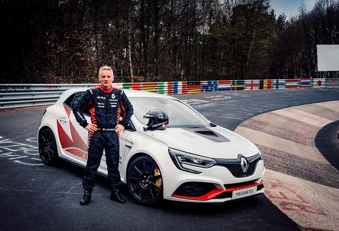 Renault Mégane RS Trophy-R is weer de rapste rond de Ring #1