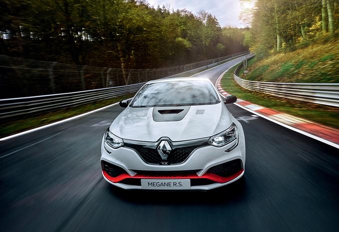 Renault Mégane RS Trophy-R: snelste rond de Nürburgring #1