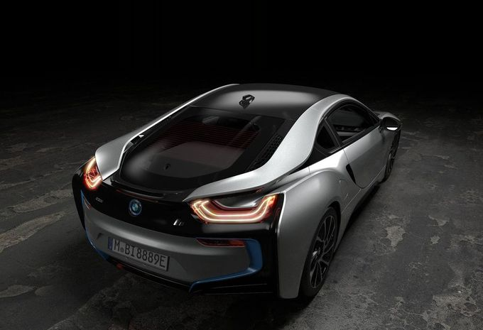 photos bmw i8 passage au tout lectrique moniteur. Black Bedroom Furniture Sets. Home Design Ideas