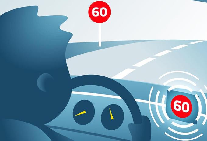 Verplichte snelheidsbegrenzer in 2022: werkt het wel? #1