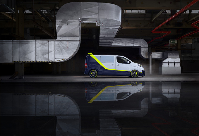 Opel Zafira Life O-Team: Voor aspirant-Mr. T's #1
