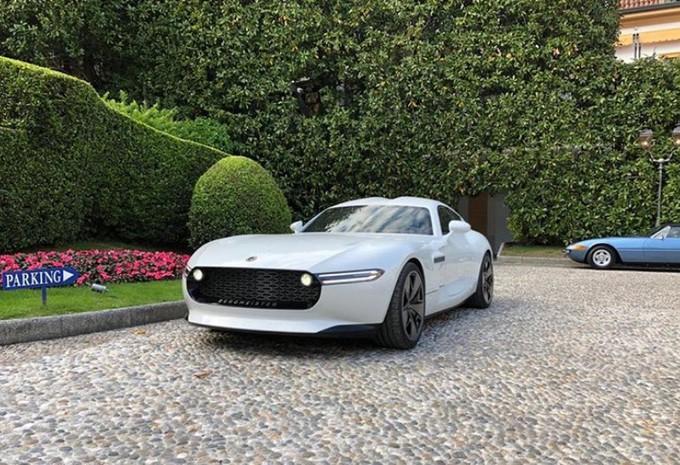 Austro-Daimler Bergmeister : le retour à la Villa d'Este #1