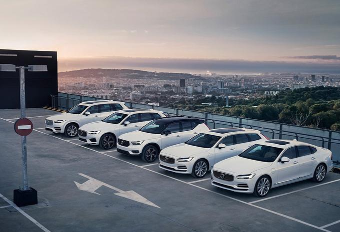 Volvo verfrist bijna hele gamma, T8 krijgt grotere batterij #1