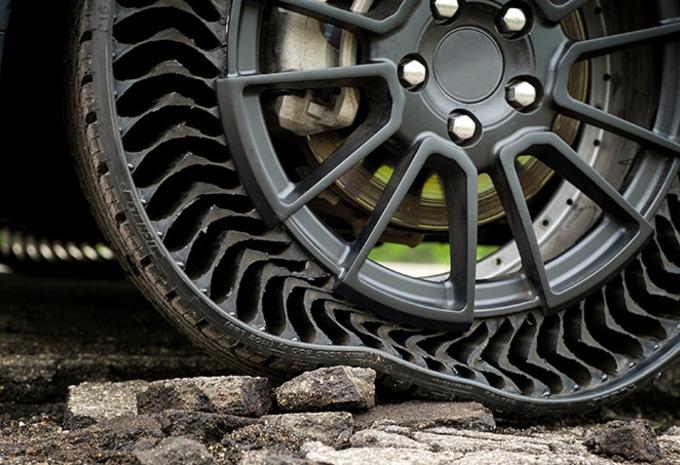 Michelin Uptis: de band zonder lucht wordt werkelijkheid #1