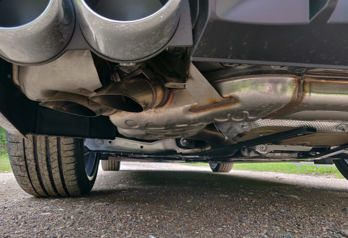 Dit is Audi's 'Cold Exhaust Solution' #1