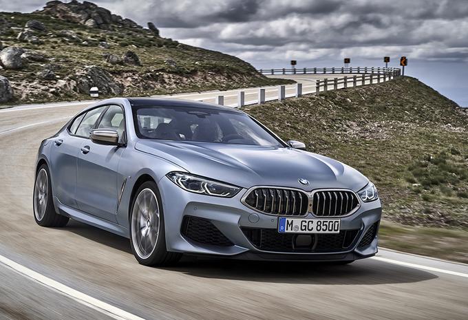 BMW 8 Reeks:  nu ook als Gran Coupé #1