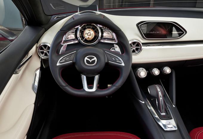 Mazda électrique : rendez-vous en 2020 #1