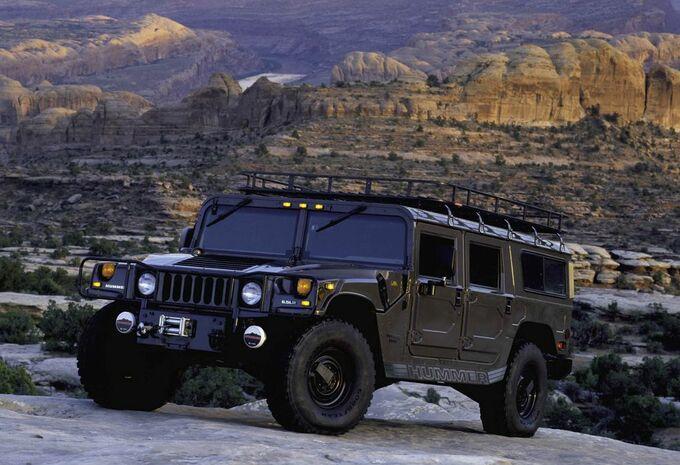 Le Hummer pourrait revenir en électrique #1