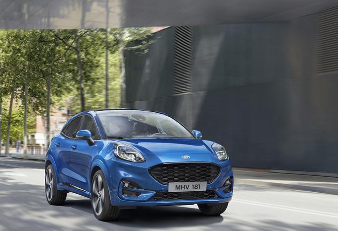 Ford Puma : une Fiesta plus pratique #1