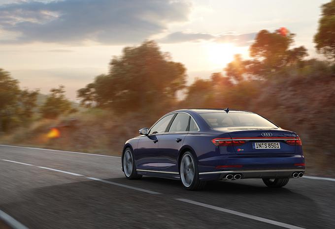 Pas de TDI pour la nouvelle Audi S8 #1
